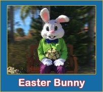 Easter Bunny Visit & Photo Set