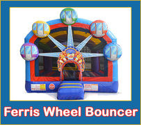 Ferris Wheel Bouncer