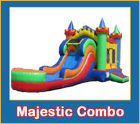 Majestic Combo Inflatable