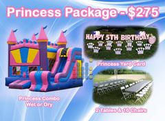 The Princess Package