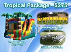 The Tropical Package