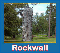 Rockwall 5 Station 26' Tall