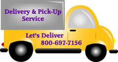 Delivery and Pick Up Service