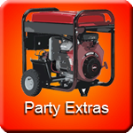 Party Equipment and Extras