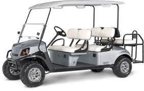 Golf Cart 6 Passenger