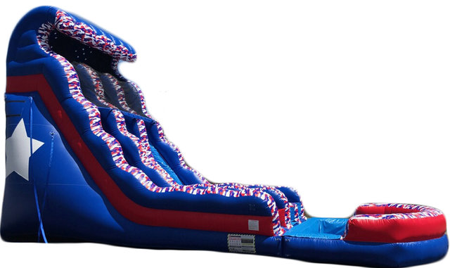 22ft Big Tex Water Slide