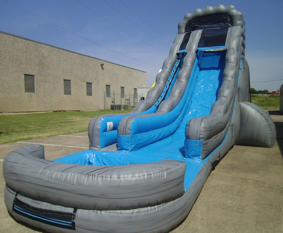 22ft Wild Rapids Water Slide