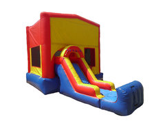 Bounce and Slide Mod Castle