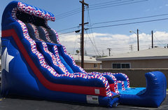 Big Tex Dry Slide