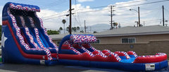 Big Tex Water Slide with Slip-n-Slide