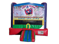 Castle Promo Bounce House