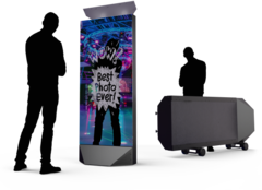 Xtreme Mirror Interactive Photobooth