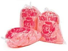 Cotton Candy Bags