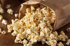 Kettle Corn Pop-Corn Flavor