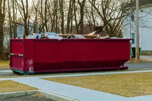 dumpster rental in west Odessa TX