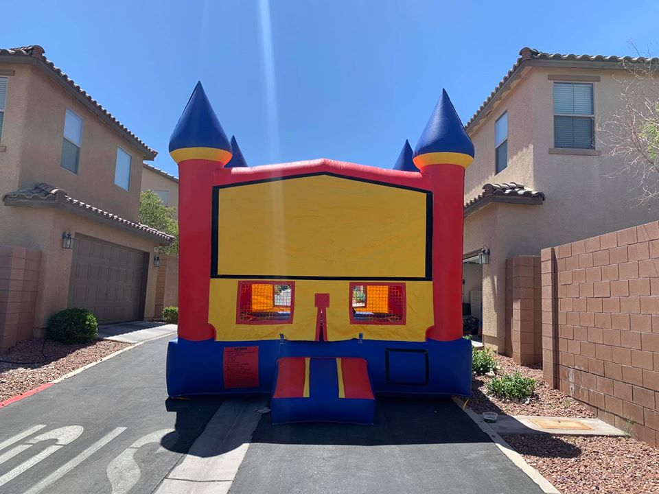 castle bounce house liberty party jumpers