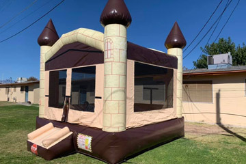 castle bounce house rental las vegas