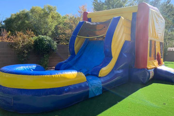 blue bounce house rental las vegas