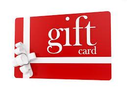 Bounce House Gift Card