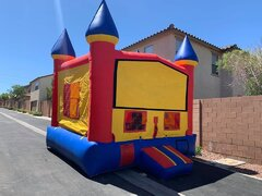 Castle Module Bounce House