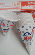 50 Snow Cone Cups (cups only)
