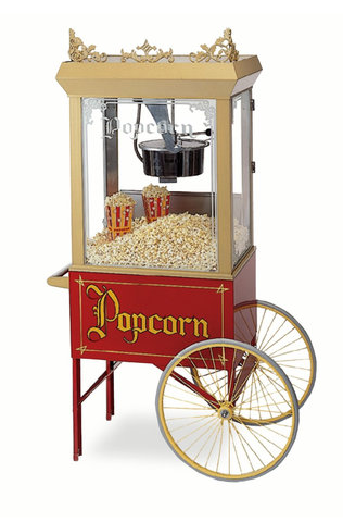 Whiz Bang Popcorn Machine