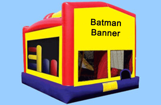 5in1 Batman Bounce