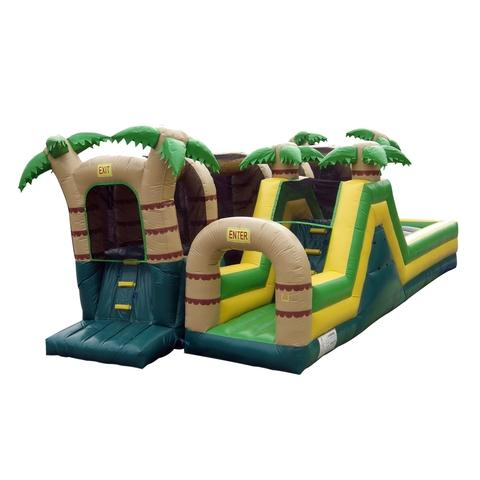 Hop N' Rock Tropical Obstacle