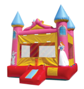 Princess Castle Pink