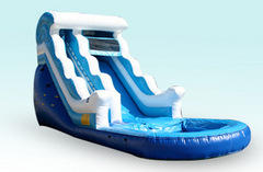 Big Wave 18 ' Water Slide