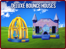 Deluxe Bounce House Combos