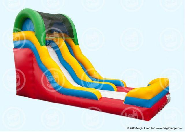 15ft Slippity Slide