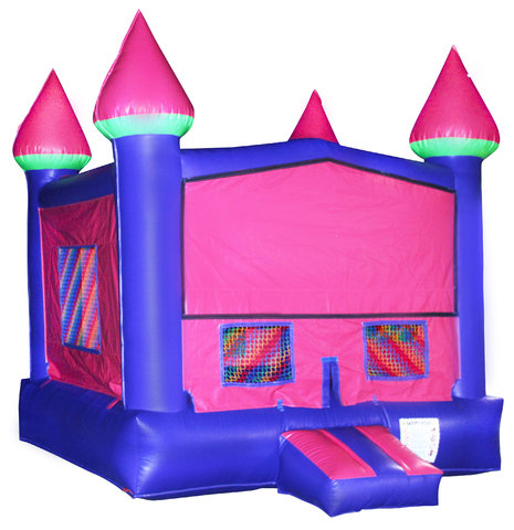 13 X 13 Pink Palace Bouncer