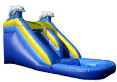 18ft Slippity Slide Wet