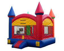 15x15 Castle Bouncer