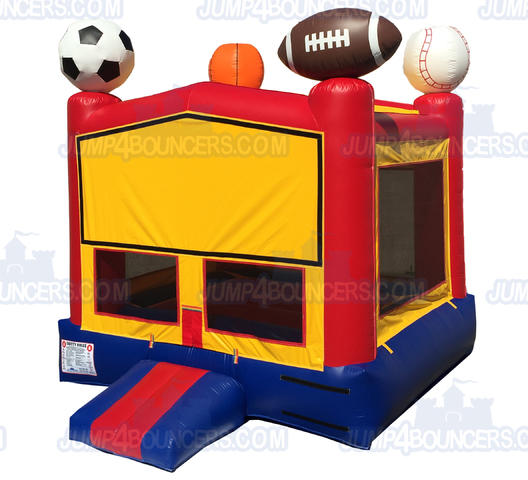 13x13 Sports Bouncer
