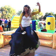 Festival Mechanical Bull