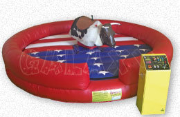 Brutus - the Mechanical Bull