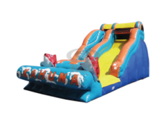 The Kahuna Wet Slide