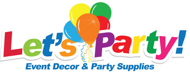 Lets Party! Event Decor & Party Supplies