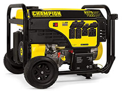 7500 Watts - Champion Generator