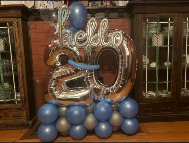 Balloon Marquee