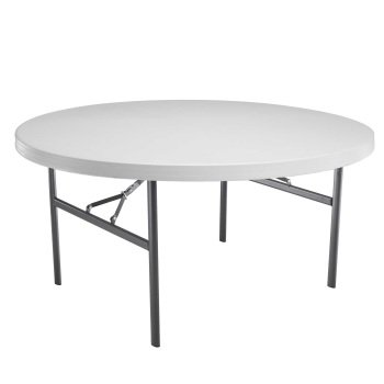 60 inch Round Table Rentals
