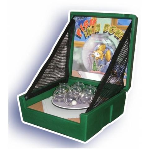 Fish In a Bowl Carnival Game Rental