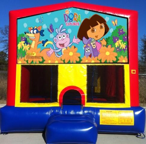 Dora the Explorer Moonwalk