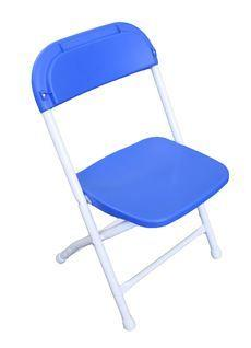 Toddler Chair (blue)