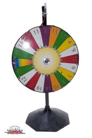 24 inch spinning wheel Carnival Game Rental