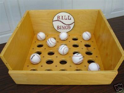 Ball Bingo Carnival Game Rental