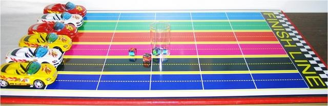 Car Race Game Carnival Game Rental