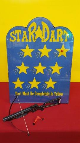 Star Dart Carnival Game Rental
